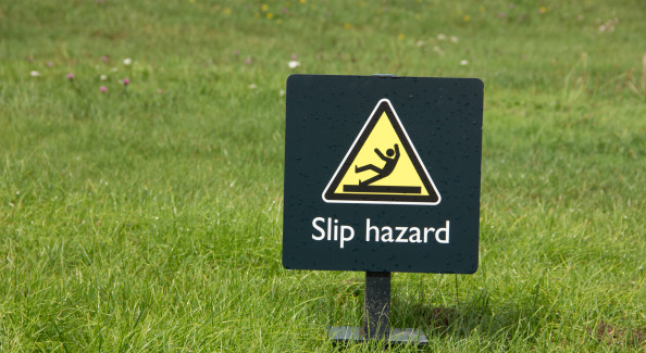 California Laws for Slip and Fall Accidents