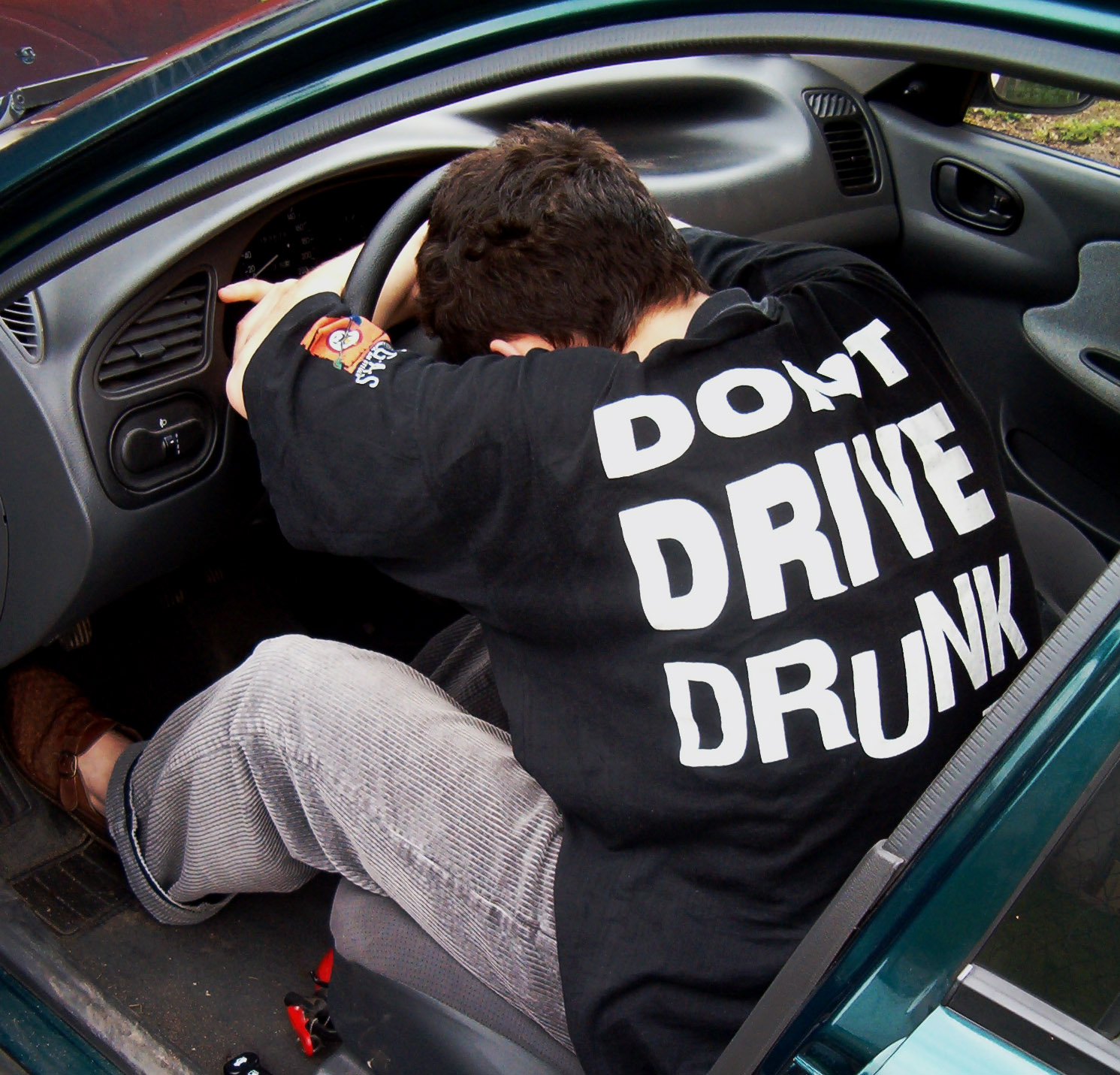 drunk driving visual argument 2 format of sources from which you've drawn information for your visual argument: logos, graphics, photos, claims and research, websites, and so on.
