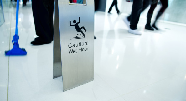 Value of a Slip and Fall Case