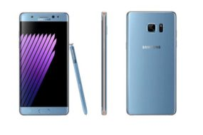 Samsung Galaxy S7 Note Fire