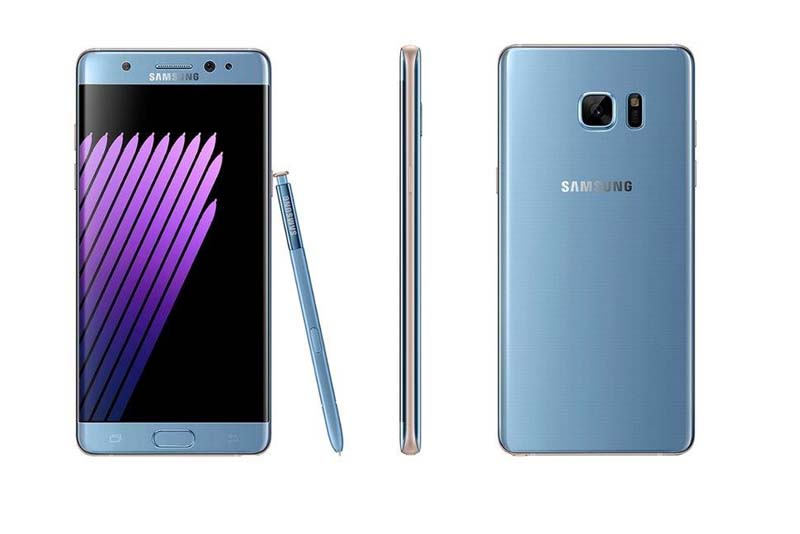 Samsung Galaxy Note 7 Fire Burn Injury Class Action Lawsuit