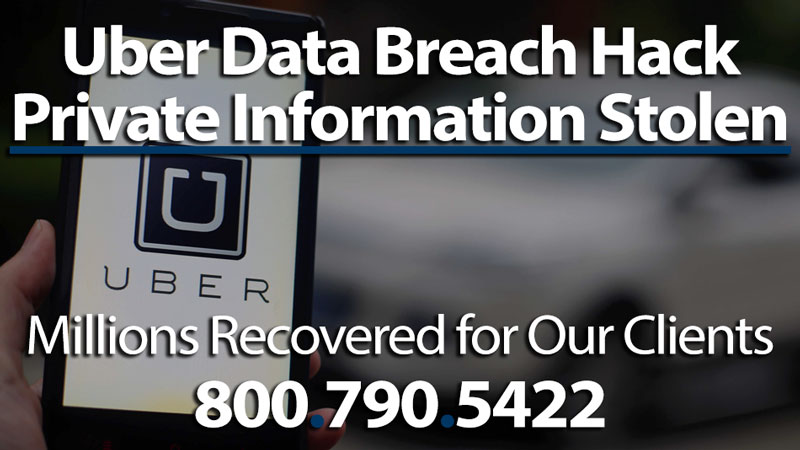 Attorney to File a Lawsuit Against Uber Data Breach Hack