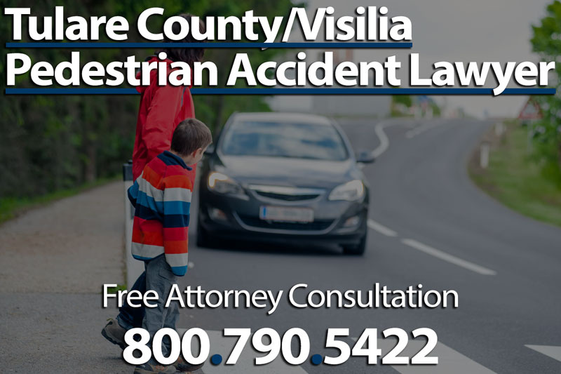 Visalia Pedestrian Accident Lawyer - Experienced Injury Law Firm