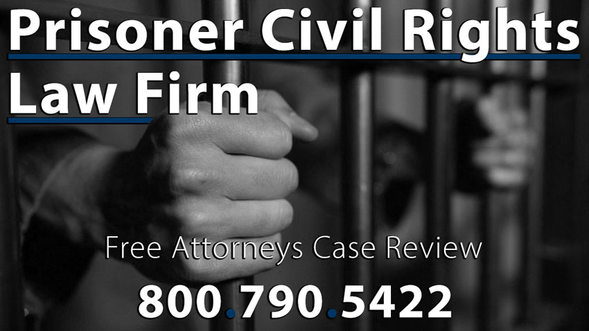 Inmate Injury Attorney - Prisoner Civil Rights Law Firm