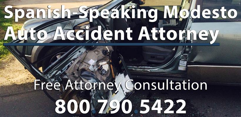 Spanish-Speaking Car Accident Attorney in Modesto, CA