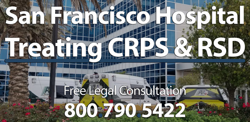 Hospitals In San Francisco That Treat Crps Amp Rsd