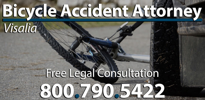 Bicycle Accident Attorney in Visalia, CA | Normandie Law