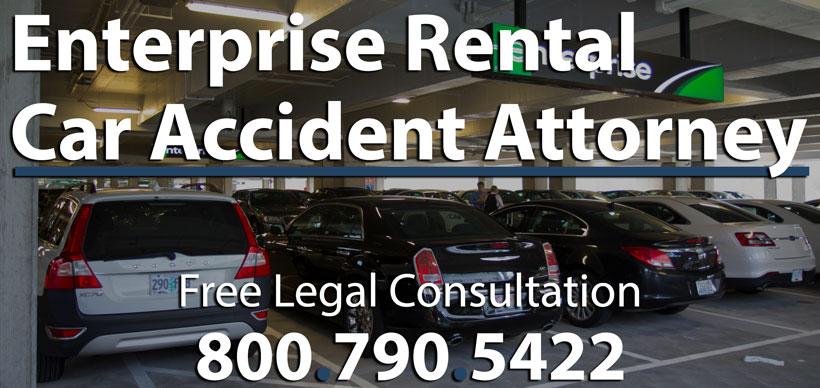 Enterprise Car Rental Accident Claims Department >> Enterprise Car Rental Accident Lawyer Normandie Law Firm