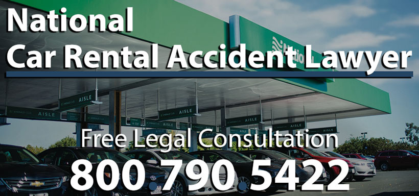 Car Rental Accident Attorney For National Normandie Law