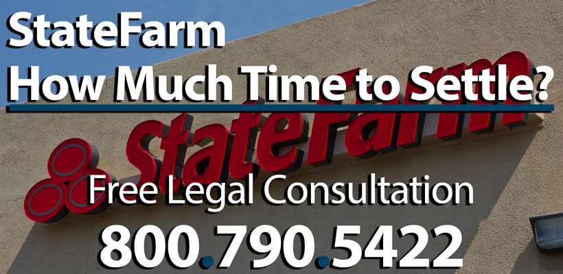How Long Does It Take To Settle A Statefarm Claim Normandie