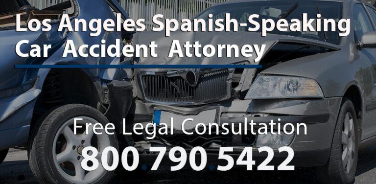 Spanish-Speaking Car Accident Attorney in Los Angeles, CA